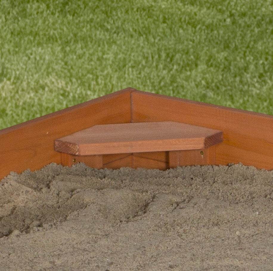 wooden sand box playhouse accessories backyard discovery