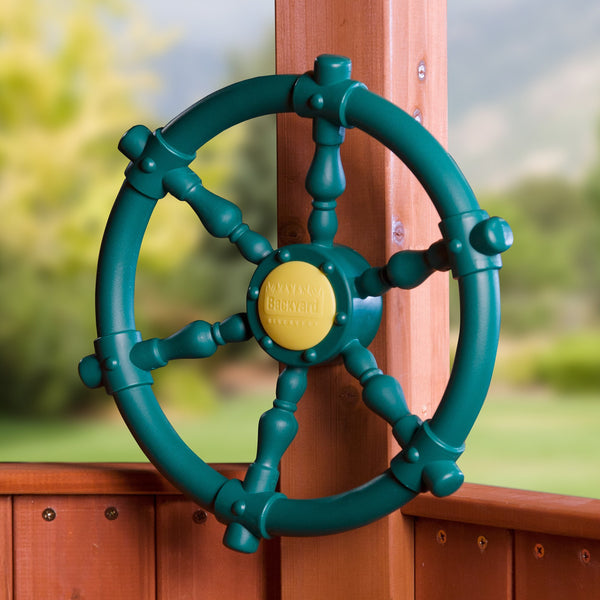 Accessories - Ships Captain Wheel #header #features