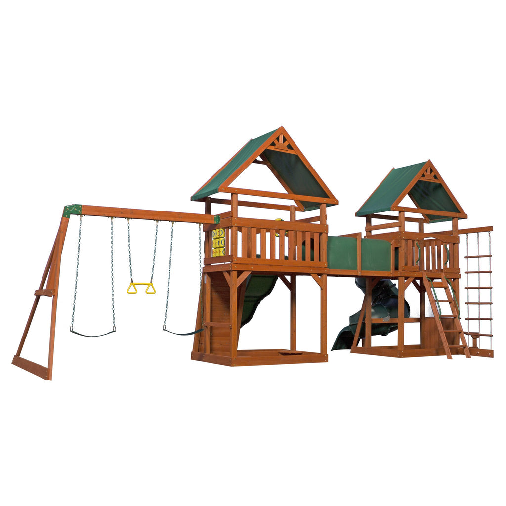 Backyard Discovery Playsets   Grand Towers