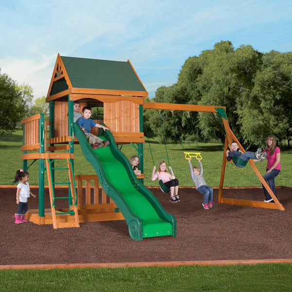 Backyard Discovery Playsets - Montego Bay #header #features