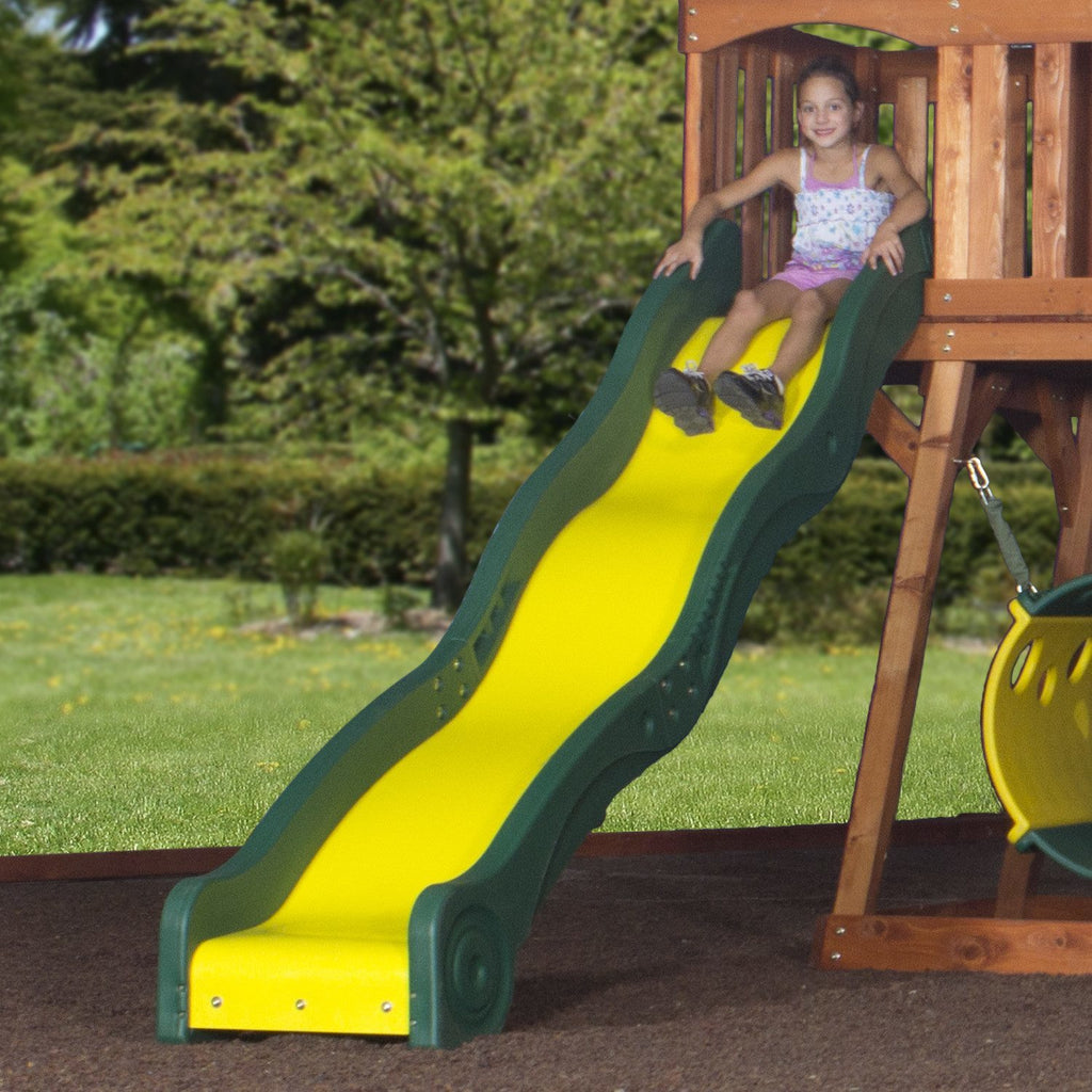 Charmant Nla   Cedar View Wooden Swing Set