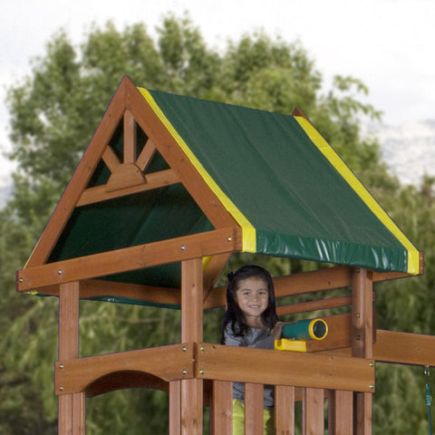 Nla - Dillon Wooden Swing Set #details