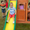 Backyard Discovery Playsets - Oakmont Wooden Swing Set