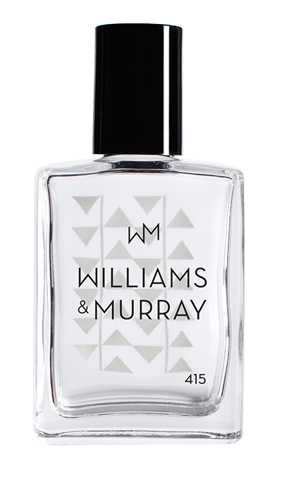 The 415 Scent from Williams and Murray
