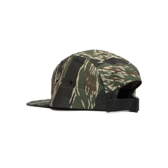 SURPLUS 5-PANEL CAP [TIGER CAMO]