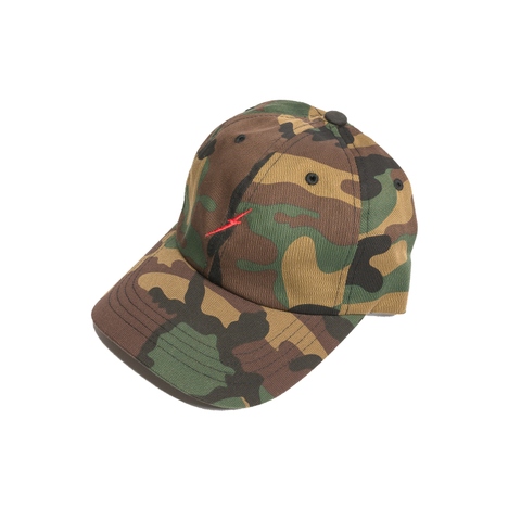 BOLT CAP [WOODLAND CAMO]