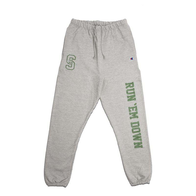 CHAMPION® COLLEGIATE SWEATPANTS [OXFORD GREY]
