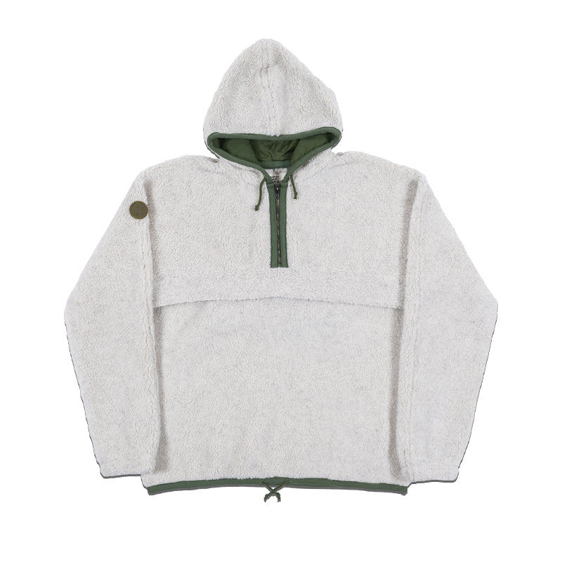 SHERPA HOODED JUMP SMOCK