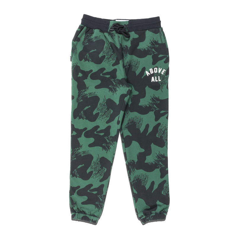 ABOVE ALL CAMO SWEATPANTS