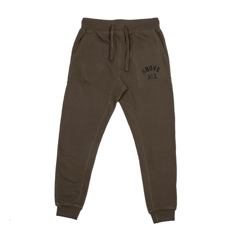ABOVE ALL JOGGERS [MILITARY GREEN]