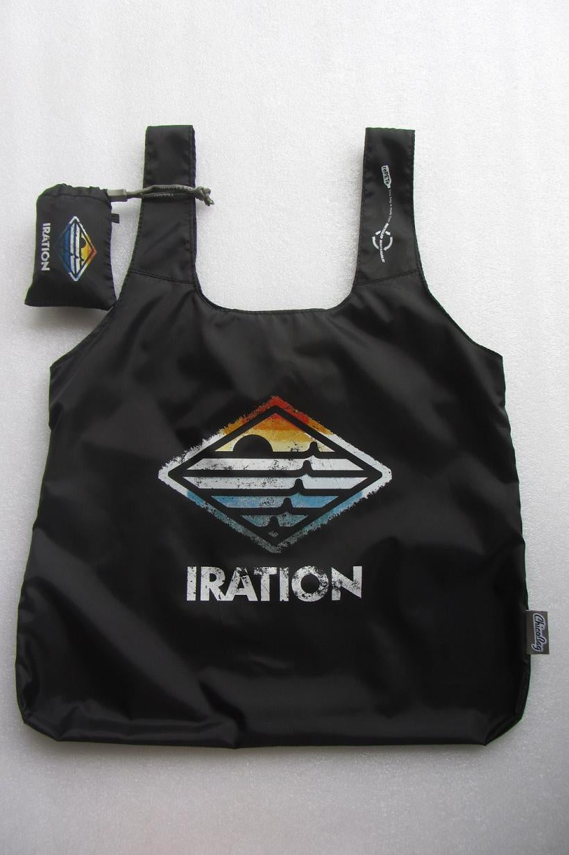 Iration - Recycled Reusable Bags