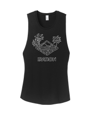 Women's Drafted Muscle Tank