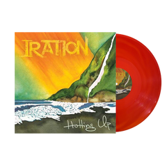 Hotting Up - Limited Edition Lava Vinyl