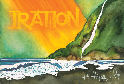 Hotting Up - IRATION (2015) [CD]