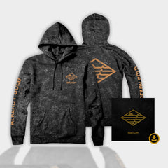 Iration 2018 | Vintage Washed Hoodie + Album Download Bundle