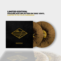 Iration 2018 | Limited Edition Splatter Vinyl