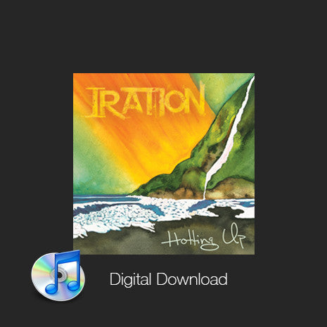 Hotting Up - IRATION (2015) [MP3]