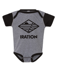Logo Onesie (Granite Heather)