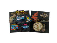 Iration | Mystery Pin Set