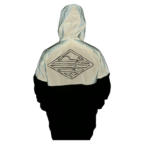 Two Tone Reflective Anorak
