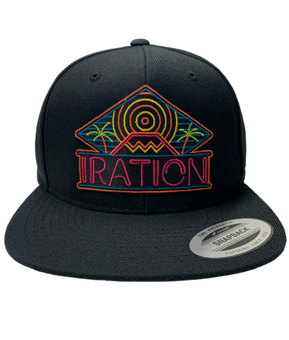 Tour Patch Snapback