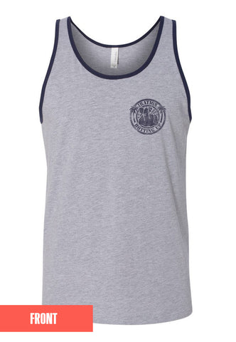 Hotting Up Tank (Grey)