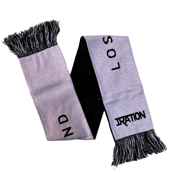 Iration Grey Scarf