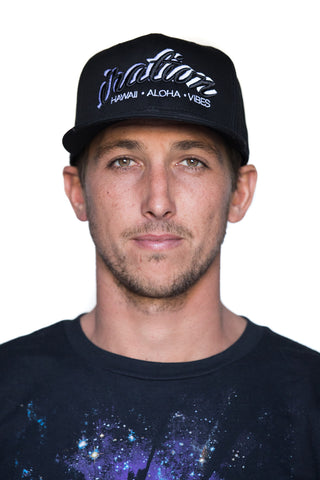 Iration Shadow Snap Back Hat (Black)