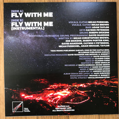 "Fly With Me - 7"" Vinyl"