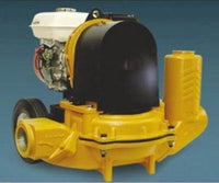 "Commercial DIAPHRAGM PUMP - 3""- 5,280 GPH - 5 Hp Honda - Sludge Sewage Pump"