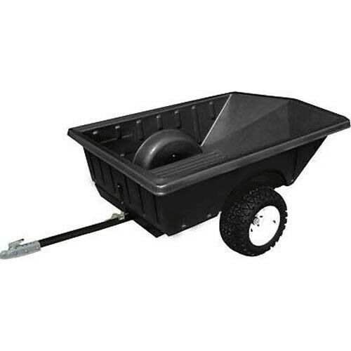 Outdoors Jumbo ATV Trailer - 2,000 Lbs Capacity - Heavy Duty - Pull Behind