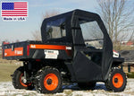 Bobcat 3400 Enclosure for Existing Windshield - Doors, Top, & Rear Window