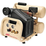 Double Stacked Air Compressor - 2 HP - 4 Gallon Capacity - Commercial  Duty