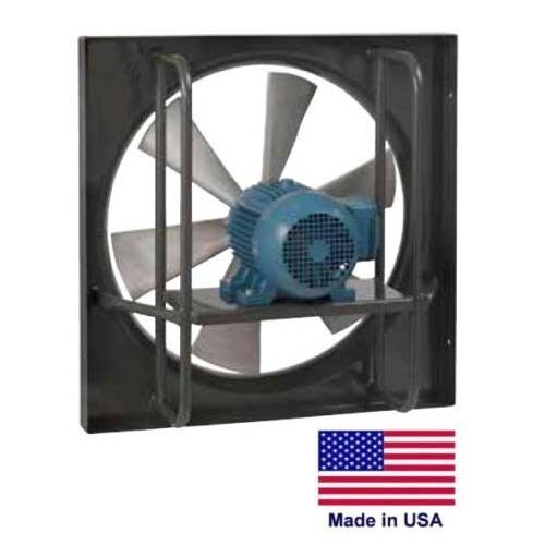 "24"" EXHAUST FAN - Explosion Proof - 3/4 Hp - 230/460V - 6,900 CFM - Commercial"