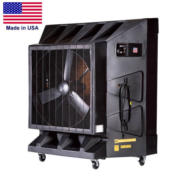 "36"" Portable AIR CONDITIONER - 10,100 CFM - 115 Volts - 32 Gallons - Commercial"
