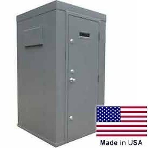 Tornado Storm Shelter - Safe Room - Heavy Duty - 1 to 8 People - FEMA Standards