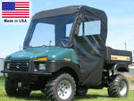 Bush Hog Trail Hunter Full Enclosure - Hard Windshield, Roof, Doors, Rear Window