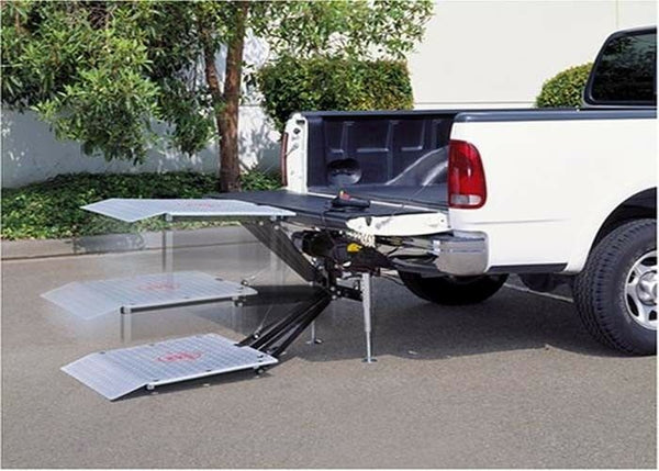 UNIVERSAL Pickup Truck LIFT GATE - 500 Lbs Capacity - 12 Volt DC - Lifts 36-1/2""