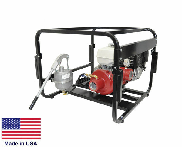 "FIRE SUPPRESSION PUMP - Commercial - 2.5"" Ports - 11,400 GPH - 106 PSI - 13 Hp"