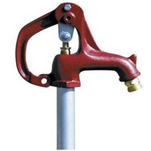 "WATER PUMP - Yard Hydrant - Frost Proof - 3' Bury Depth - 1"" Corrosion Resistant"