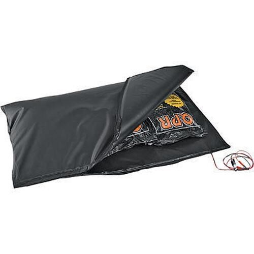 "Portable Heating Pouch - 12 Volt - 56"" L x 36"" W Capacity - 285 Watts Commercial"