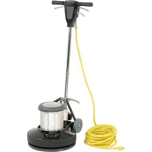 "Floor Cleaning Machine - 1.5 HP - 17"" Deck Size with 2.5 Gallon Solution Tank"