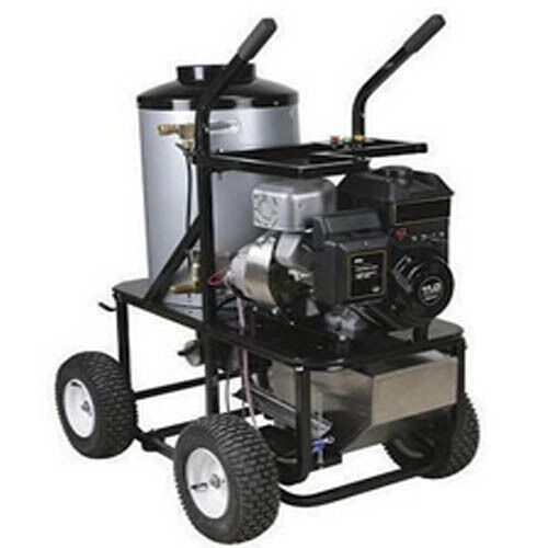 8 Hp Briggs & Stratton Intek PRESSURE WASHER - Hot Water - 3GPM - 3000PSI - 8 Hp