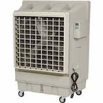 "30"" Evaporative Cooler - Direct Drive - 3 Speed - 10,595 CFM - 115V- Portable"