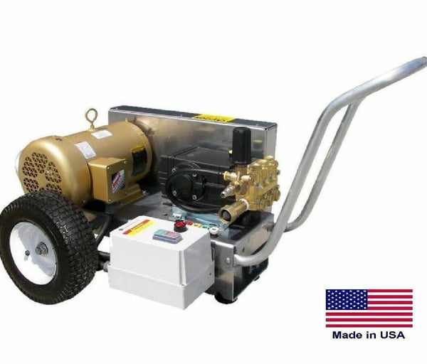 PRESSURE WASHER Cold Water Electric - 3.5 GPM - 4000 PSI - 10 Hp 230V - 1 PH AR