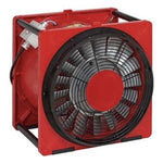 "16"" Smoke Removal Fan Ejector EXHAUST - Explosion Proof Motor 1 1/2 HP 4459 CFM"