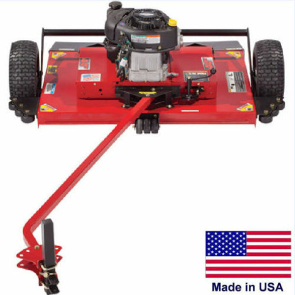 "TRAIL MOWER TRAILMOWER - Commercial - 44"" Finish Cut - 12.5 Hp - Electric Start"