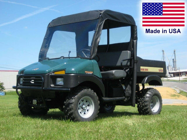 Bush Hog TH 4400 Mini Cab Enclosure - Hard Windshield - Roof - Rear Window