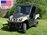 Yamaha Rhino VINYL WINDSHIELD and ROOF Combo - Soft Top - Puncture Proof