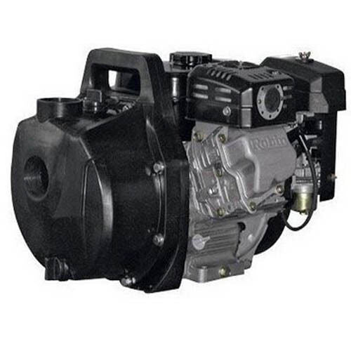 8,718 GPH - 4.5 Hp Engine - WATER PUMP - 78.9 Foot Head